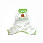 View Image 1 of Teddy Bear Dog Pajamas - Green