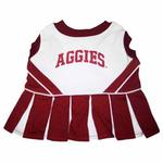 View Image 1 of Texas A&M Cheerleader Dog Dress