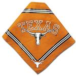 View Image 1 of Texas Longhorns Dog Bandana - Orange