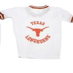 View Image 1 of Texas Longhorns Dog Jersey - White