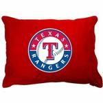 View Image 1 of Texas Rangers Dog Bed