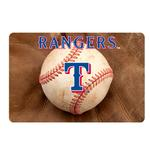 View Image 2 of Texas Rangers Pet Bowl Mat