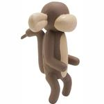 The Charming Balloon Collection Dog Toy - Murray the Monkey