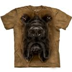 View Image 1 of The Mountain Human T-Shirt - Mastiff Face
