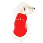 View Image 1 of Thug Life Dog Tank Top - Red