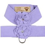 Tinkie's Garden Series Dog Harness by Susan Lanci - French Lavender