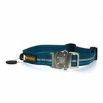 View Image 2 of Top Rope Dog Collar by RuffWear - Metolius Blue