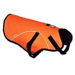 View Image 4 of Track Safety Dog Jacket by RuffWear - Blaze Off