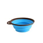 View Image 1 of Travel Cups with Carabiner by Popware - Blue