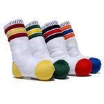 View Image 1 of Tube Sock Plush Dog Toy