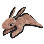 Tuffy Dog Toys Barnyard Series - Rutabaga the Brown Rabbit