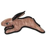 View Image 2 of Tuffy Dog Toys Barnyard Series - Rutabaga the Brown Rabbit