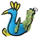 View Image 3 of Tuffy Dog Toys - Peyton the Peacock