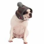 View Image 1 of Twilight Dog Hat by Pinkaholic - Gray