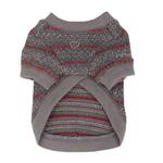 View Image 2 of Twilight Dog Sweater by Pinkaholic - Gray
