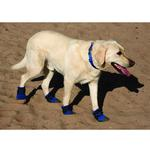 View Image 4 of Ultra Paws Cool Dog Boots - Blue