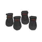 Ultra Paws Durable Dog Boots - Black