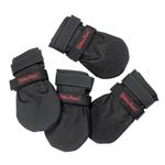 View Image 1 of Ultra Paws Durable Dog Boots - Black