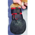 View Image 3 of Ultra Paws Durable Dog Boots - Red