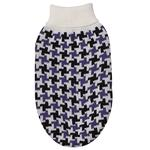 View Image 3 of Ultra Violet Houndstooth Sweater