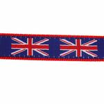 View Image 3 of Union Jack Dog Leash by Up Country