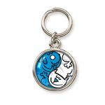 View Image 1 of Unity Collar Charm by Doggles - Dog Cat Yin Yang