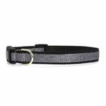 View Image 1 of Urban Chic Glitter Dog Collar - Black
