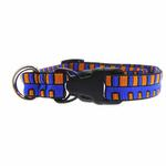 View Image 2 of Utility Clip Dog Collar - Piano Keys