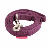 View Image 1 of Vera Dog Leash by Pinkaholic - Purple