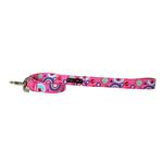 WaLk-e-Woo Martini Dog Leash - Pink