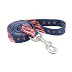 View Image 1 of Washington Nationals Baseball Printed Dog Leash