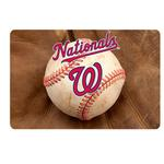 View Image 2 of Washington Nationals Pet Bowl Mat