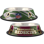 View Image 1 of Washington Redskins Dog Bowl