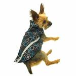 View Image 5 of West Coast Dog Rainwear Raindrops