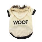 View Image 1 of Woof Fleece Hoodie