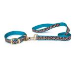 View Image 1 of Zack & Zoey Animal Print Dog Leash - Giraffe