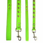 View Image 2 of Zack & Zoey Flutter Bugs Charm Dog Leash - Lady Bug