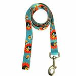 View Image 1 of Zack & Zoey Flutter Bugs Dog Leash - Bumble Bee