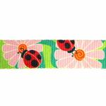 View Image 3 of Zack & Zoey Flutter Bugs Dog Leash - Lady Bug