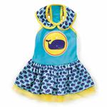 Zack and Zoey SPF40 Whaley Tales Dog Dress