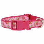 View Image 2 of Zack & Zoey Spring Garden Dog Collar