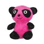 View Image 1 of Zanies Band O' Pandas Dog Toy - Pink
