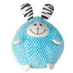 View Image 1 of Zanies Bumblies Dog Toy - Blue