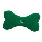 View Image 1 of Zanies Naughty & Nice Berber Bone Toy - Green