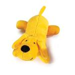 View Image 1 of Zanies Neon Lil' Yelpers Dog Toy - Sunny Yellow