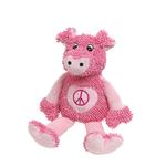 View Image 1 of Zanies Peace Party Dog Toy - Hog