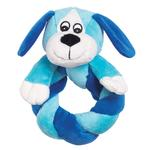 View Image 1 of Zanies Puppy Ring Thing - Blue
