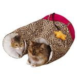 View Image 1 of Zanies Rockstar Pants Cat Play Tunnel