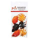 View Image 1 of Zanies Spooky Sparkle Cat Toy