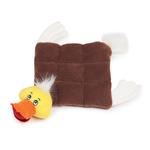 View Image 1 of Zanies Squeaktacular Dog Toy - Duck